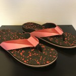 Zlippo slipper Summer Easy rood:rose 2